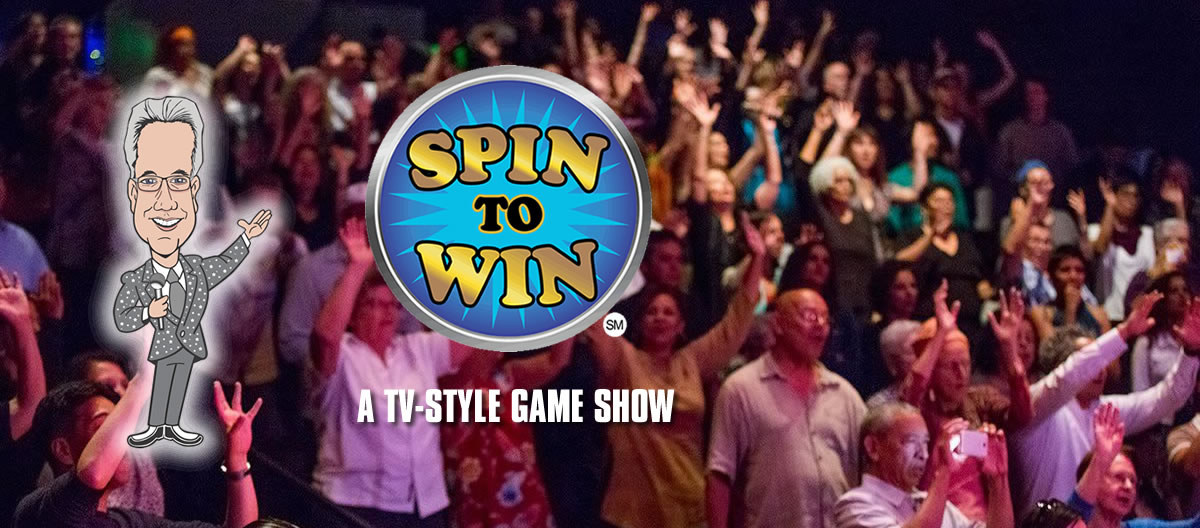Spin to Win - Wheel of Fortune style game show | Affordable Game
